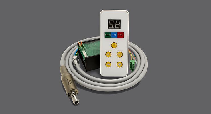 Микромотор электрический ROSE 4000ND